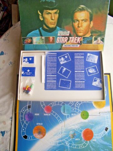 Star Trek The Final Frontier  by BMI 1992